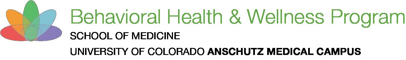 Behavioral Health and Wellness Program – University of